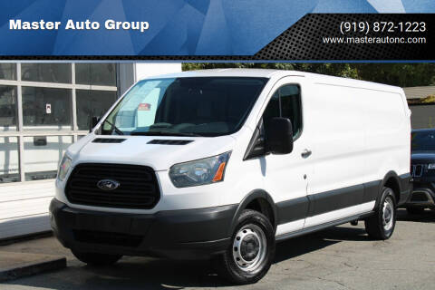 2015 Ford Transit Cargo for sale at Master Auto Group in Raleigh NC