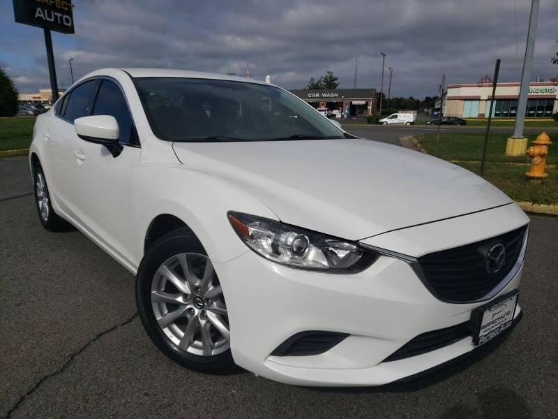 2017 Mazda MAZDA6 for sale at Perfect Auto in Manassas VA