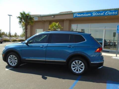 2018 Volkswagen Tiguan for sale at Family Auto Sales in Victorville CA