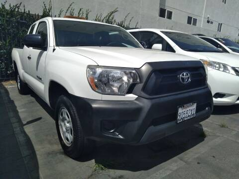 2015 Toyota Tacoma for sale at Western Motors Inc in Los Angeles CA