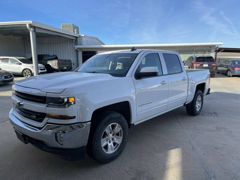2017 Chevrolet Silverado 1500 for sale at Kansas Auto Sales in Wichita KS