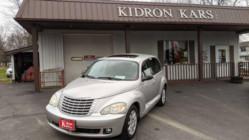 2006 Chrysler PT Cruiser for sale at Kidron Kars INC in Orrville OH