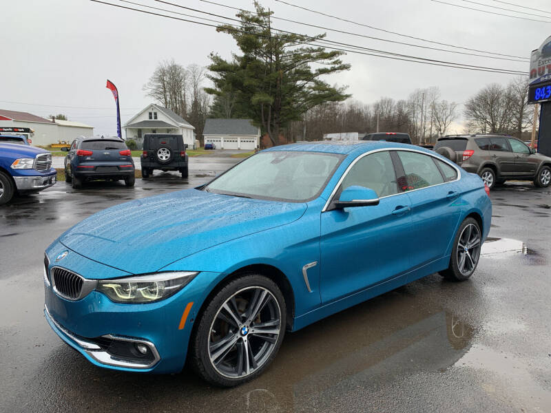 2018 BMW 4 Series for sale at Excellent Autos in Amsterdam NY