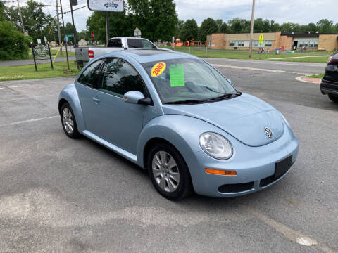 2009 Volkswagen New Beetle for sale at JERRY SIMON AUTO SALES in Cambridge NY