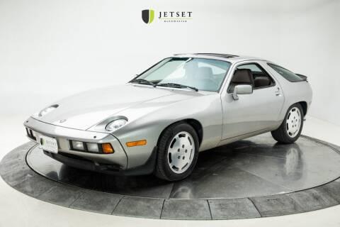 1982 Porsche 928 for sale at Jetset Automotive in Cedar Rapids IA