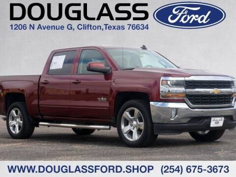 2017 Chevrolet Silverado 1500 for sale at Douglass Automotive Group - Douglas Ford in Clifton TX