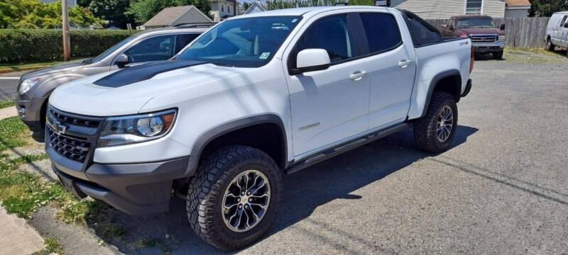 2018 Chevrolet Colorado for sale at Bromax Auto Sales in South River NJ