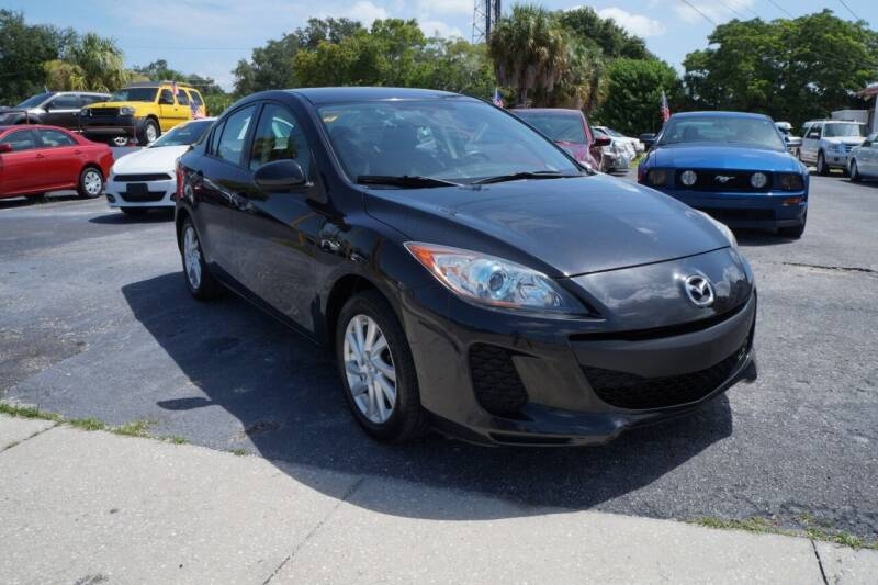 2012 Mazda MAZDA3 for sale at J Linn Motors in Clearwater FL