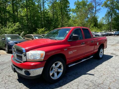 2006 Dodge Ram Pickup 1500 for sale at Car Online in Roswell GA