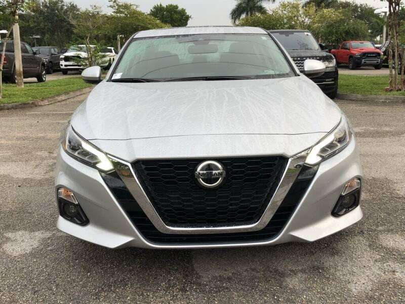2019 Nissan Altima 2.5 SL 4dr Sedan - Davie FL