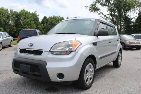2011 Kia Soul for sale at UpCountry Motors in Taylors SC