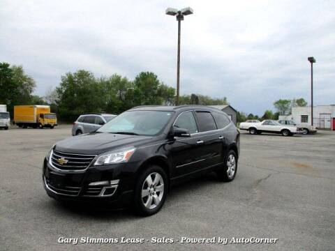 2014 Chevrolet Traverse for sale at Gary Simmons Lease - Sales in Mckenzie TN