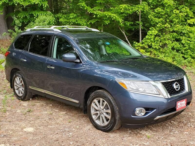 2014 Nissan Pathfinder for sale in Bethel, ME