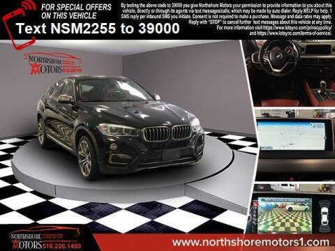 2016 BMW X6 for sale at Sunrise Auto Outlet in Amityville NY
