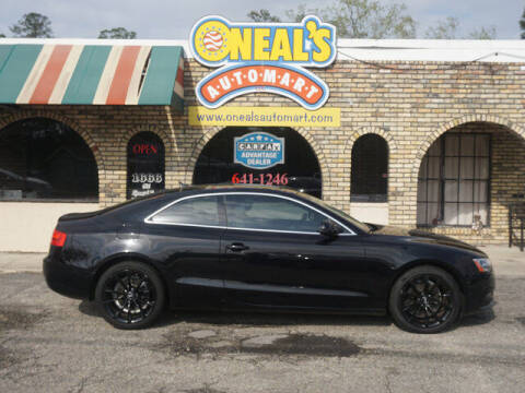 2014 Audi A5 for sale at Oneal's Automart LLC in Slidell LA