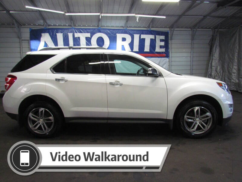 2016 Chevrolet Equinox for sale at Auto Rite in Cleveland OH