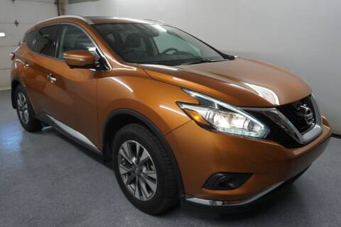 2015 Nissan Murano for sale at World Auto Net in Cuyahoga Falls OH