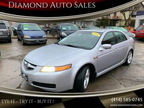 2004 Acura TL for sale at Diamond Auto Sales in Milwaukee WI