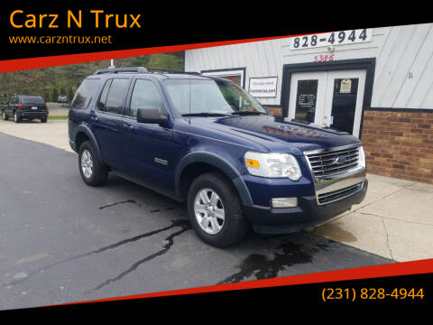 2007 Ford Explorer for sale at Carz N Trux in Twin Lake MI