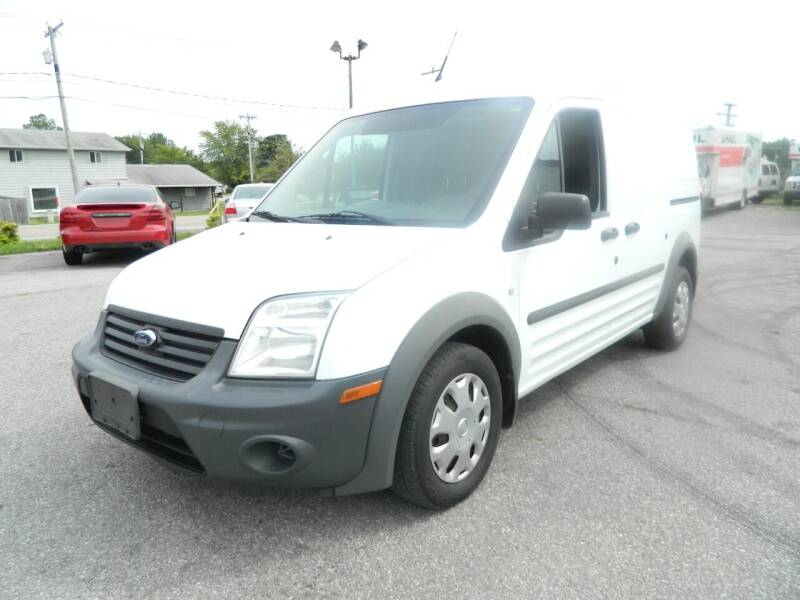2011 Ford Transit Connect for sale at Auto House Of Fort Wayne in Fort Wayne IN