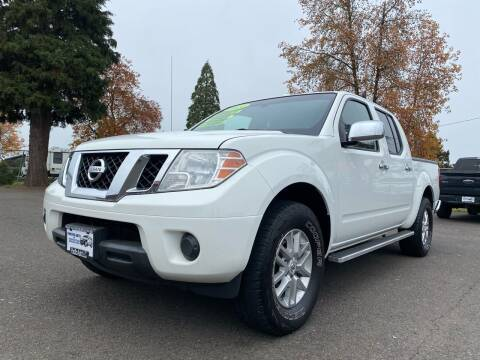 2014 Nissan Frontier for sale at Pacific Auto LLC in Woodburn OR