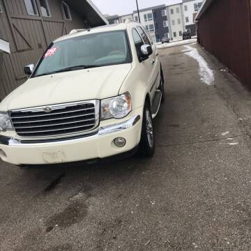 2009 Chrysler Aspen for sale at El Rancho Auto Sales in Marshall MN