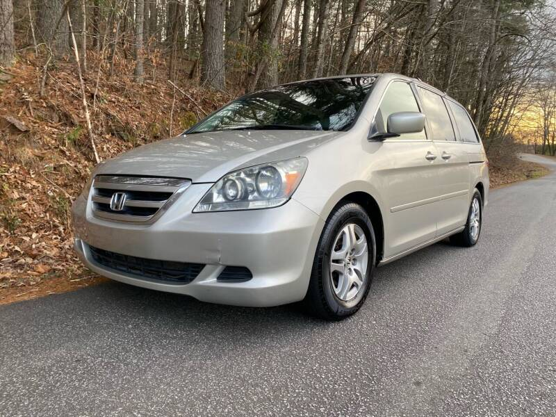2005 Honda Odyssey for sale at Lenoir Auto in Lenoir NC