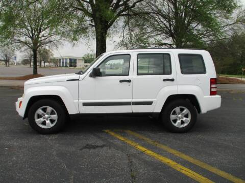2012 Jeep Liberty for sale at A & P Automotive in Montgomery AL