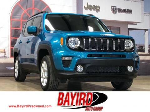 2019 Jeep Renegade for sale at Bayird Truck Center in Paragould AR