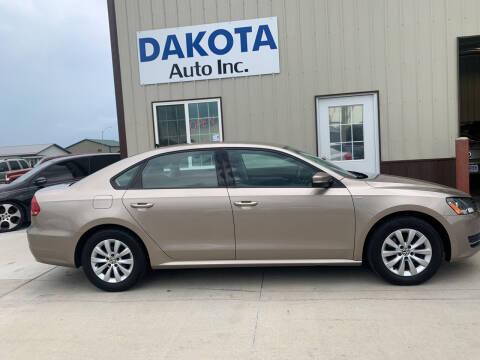 2015 Volkswagen Passat for sale at Dakota Auto Inc. in Dakota City NE