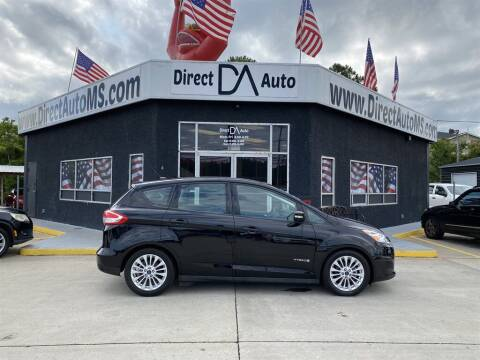 2017 Ford C-MAX Hybrid for sale at Direct Auto in D'Iberville MS