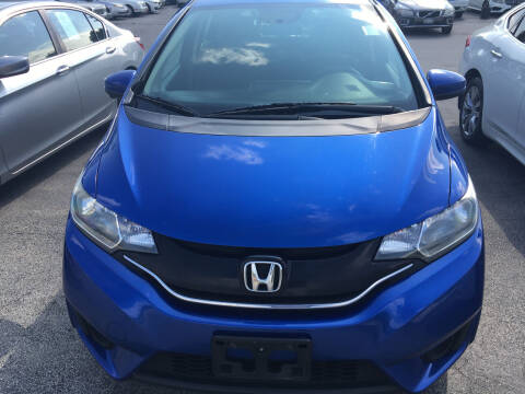 2016 Honda Fit for sale at Karlins Auto Sales LLC in Saratoga Springs NY