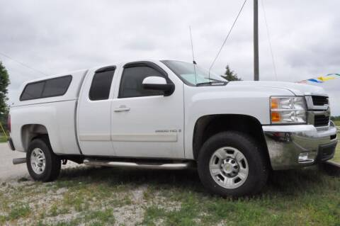 2007 Chevrolet Silverado 2500HD for sale at Brett's Automotive in Kahoka MO