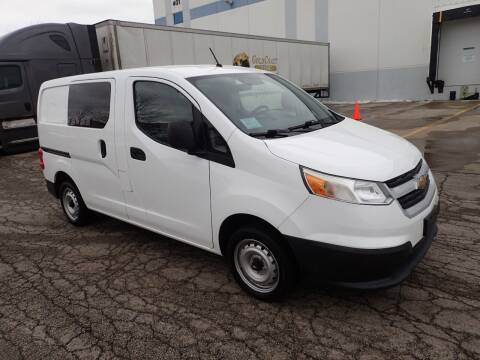 2016 Chevrolet City Express Cargo for sale at OUTBACK AUTO SALES INC in Chicago IL