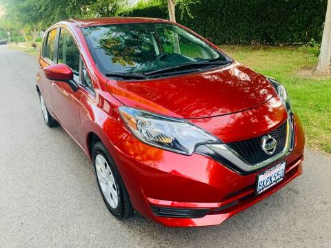 2018 Nissan Versa Note for sale at Car Lanes LA in Glendale CA
