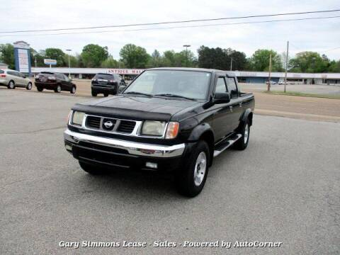 2000 Nissan Frontier for sale at Gary Simmons Lease - Sales in Mckenzie TN