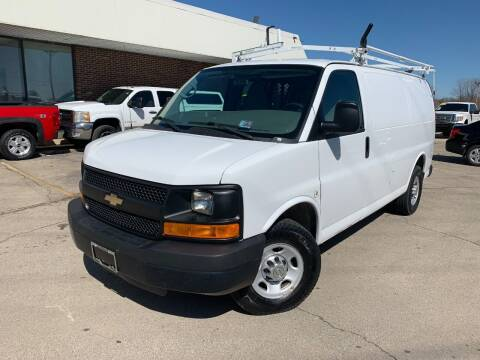 2012 Chevrolet Express Cargo for sale at Auto Mall of Springfield in Springfield IL