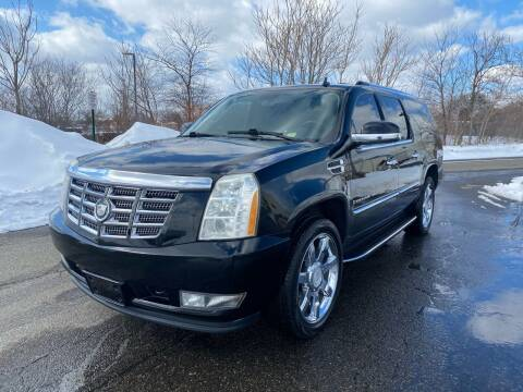 2008 Cadillac Escalade ESV for sale at Pristine Auto Group in Bloomfield NJ
