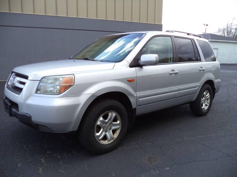 2008 Honda Pilot for sale at Niewiek Auto Sales in Grand Rapids MI