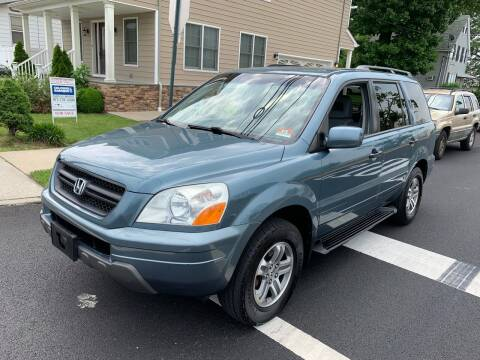 2005 Honda Pilot for sale at Jordan Auto Group in Paterson NJ