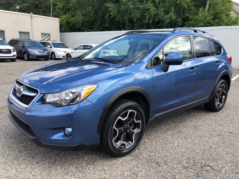 2014 Subaru XV Crosstrek for sale at SKY AUTO SALES in Detroit MI