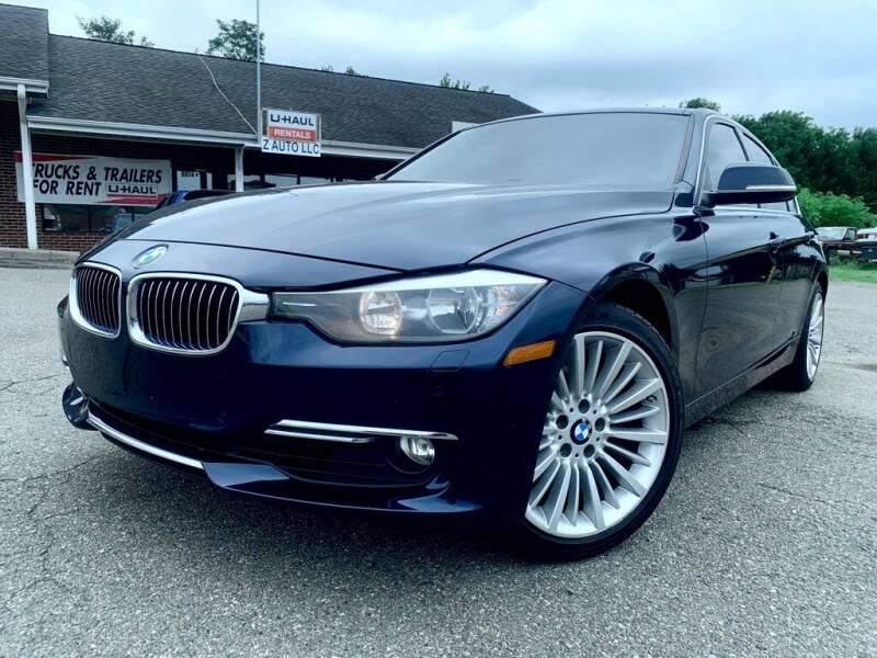 2014 BMW 3 Series for sale at Z Auto in Ruckersville VA