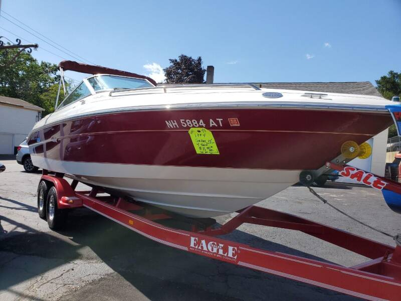 1994 Sea Ray 240 Signature for sale at Carroll Street Auto in Manchester NH