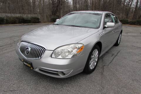 2011 Buick Lucerne for sale at AUTO FOCUS in Greensboro NC