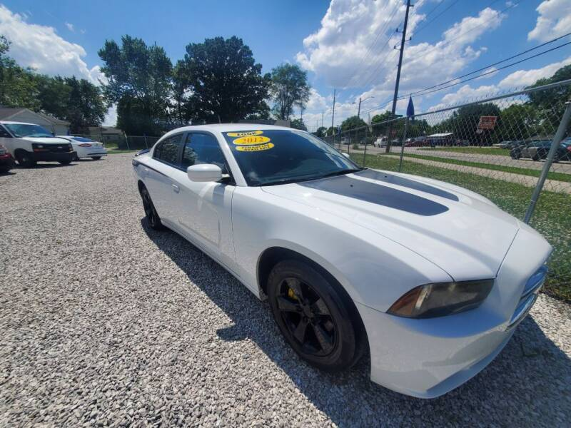 2012 Dodge Charger for sale at HonduCar's AUTO SALES LLC in Indianapolis IN