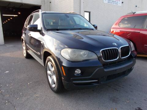 2010 BMW X5 for sale at ACH AutoHaus in Dallas TX