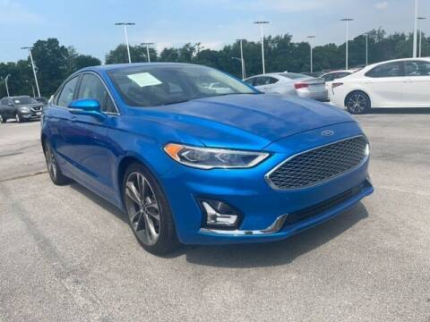 2020 Ford Fusion for sale at Mann Chrysler Dodge Jeep of Richmond in Richmond KY