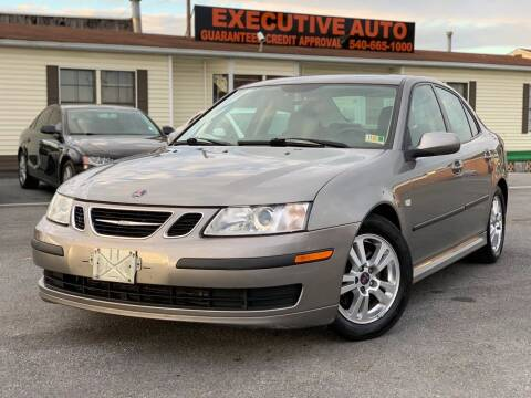 2006 Saab 9-3 for sale at Executive Auto in Winchester VA