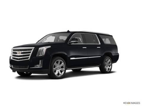 2018 Cadillac Escalade ESV for sale at Meyer Motors in Plymouth WI