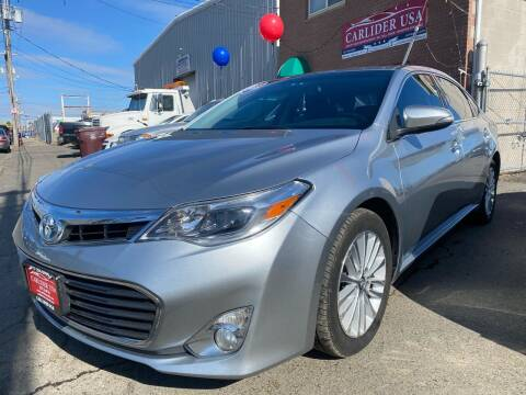 2015 Toyota Avalon Hybrid for sale at Carlider USA in Everett MA